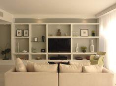 Remodeling, Interior Design modern living room
