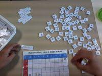 En classe avec Montessori: Mémorisation des tables de multiplication : complément d'activités