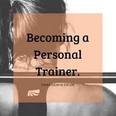 A short article about some of the things to consider when thinking about becoming a personal trainer and deciding on which course is right for you.  http://bit.ly/2rDmZp5 - Link in Bio #PersonalTrainer #Fitness #Gym #Exercise #GetFit #Health #Nutrition #Lifestyle #PersonalTraining #FatLoss #WeightLoss #PersonalTrainer #Gym #Fitness #Health #FatLoss #Instafit #Exercise #PersonalTrainer #Lifestyle #PersonalTrainingCourse  #PersonalTrainerCourse
