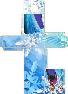 Porta tubete Frozen