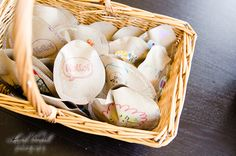 Great Alternative to Plastic Eggs ~ Make Your Own Out of Paper!