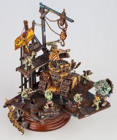 Golden Demon: Tanks Review | Warhammer World