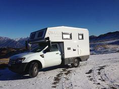 Ford Ranger Oman Pick Up Reisemobil