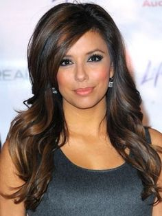 2013 Hair Highlight Ideas For Brunettes 2013 Hair Highlight Ideas For Brunettes- – Hairstyles