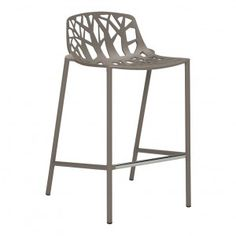 FOREST LOW BACK COUNTER STOOL