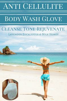 Say goodbye to cellulite! This body wash infused glove stimulates the skin to improve the appearance of skin in just a few washes. https://astilife.myshopify.com/products/all-natural-anti-cellulite-body-wash-infused-glove It helps to tone, tighten, and rejuvenate the skin with a luxurious feel. Makes a wonderful gift every woman will love.