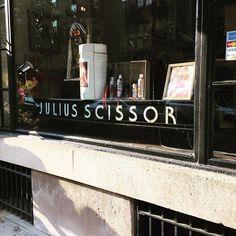 Et tu, Brute? #juliusscissor #classicspun #ihopetheyhaveanidesofmarchspecial