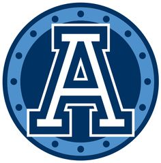 1873, Toronto Argonauts, Toronto Canada, Div: East, Stadium: BMO Field(30,991) #Argonauts #Toronto #CFL (L3189)