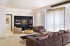 Modern Architecture Jerusalem Israel  Interior design living room  Tsofit Winefield Fleishman  www.tsofitwf.com