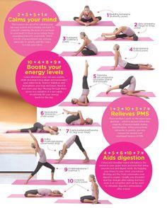 Yoga with benefits