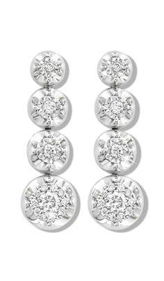 #Liali #lialijewellery #jewellery #whitegold #diamond #tennis #earrings #love #gift #celebration #memories #moments
