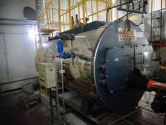 Machine Parts: Requirements for Boiler Installation Rooms - Modern