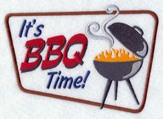 It's BBQ Time!
