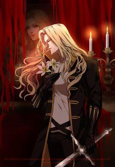 Alucard Castlevania by KurosakiSasori-kun on DeviantArt Manga Anime, Anime Ai, Fanarts Anime, Anime Guys, Anime Characters, Castlevania Dracula, Alucard Castlevania, Castlevania Netflix, Castlevania Wallpaper