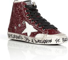 Vintage Sneakers by Golden Goose