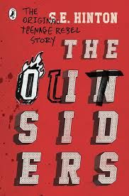 the outsiders book cover - Google Search Rebel, The Outsiders, Google Search, Cover, Books, Livros, Livres, Book, Blankets