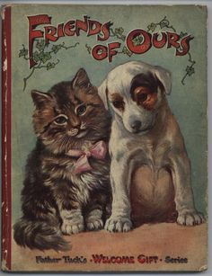 Friends of Ours ~ vintage children's book