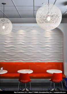 textured wall - modularArts® Dimensional Surfaces | Panel Gallery