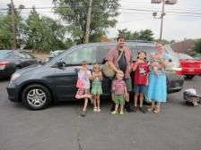 Cole Family - 2006 Honda Odyssey