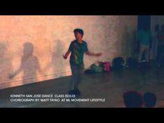 Kenneth San Jose / Choreography by Matt Tayao