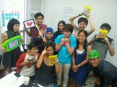 Farewell to Siti. Our awesome intern who was kickass at content population and coding.