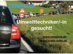 Wie wird man eigentlich Umweltschutztechniker/-in? www.tempbus.de