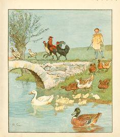 Randolph Caldecott~The farmer's boy