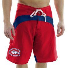 Montreal Canadiens Boardshorts #canadiens #habs #nhl
