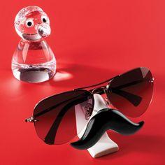Nosy & Antonio Glasses Holder | $4.99 - $6.99