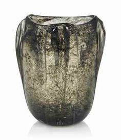 ERCOLE BAROVIER (1889-1974) A 'CREPUSCOLO' VASE, CIRCA 1935 executed by Barovier & Toso, internally decorated glass 11 in. (28 cm.) high