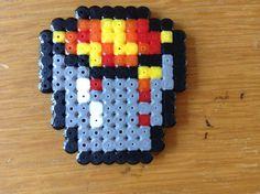 Minecraft Lava Bucket