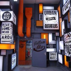 brand new urban outfitters pop-up in Munich - https://www.facebook.com/UrbanOutfittersMuenchen