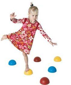 Buy Gonge Balance Plastic Hemispheres at Argos.co.uk, visit Argos.co.uk to shop online for Children's outdoor toys and games