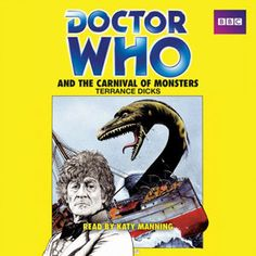 Doctor Who and the Carnival of Monsters Audio CD