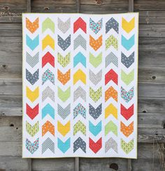 Pow-Wow Quilt Pattern by Cluck Cluck Sew 4 by WarmKittyQuilts