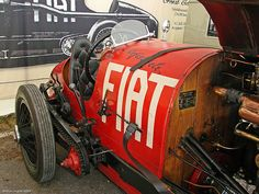 Schloss Dyck Classic Days 2013 - Fiat Mefistofele | Flickr - Photo Sharing!