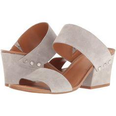 41d8bee88e49 Franco Sarto Nadina (Vapor Grey Lux Brushed Suede) Women s Sandals ( 80) ❤