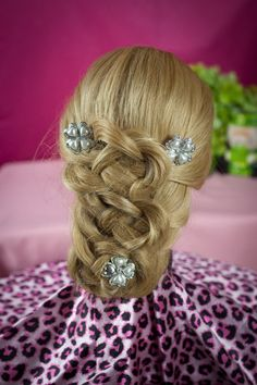 Celtic Knot Updo