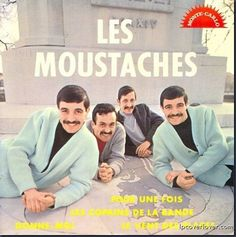 There's nothing like classic vinyl! Especially when it's wrapped in a hideously bad album cover! You may not find these in the Rock and Roll Hall of Fame, Bad Album, Album Book, Lp Cover, Vinyl Cover, Cover Art, Moustaches, Lps, Monte Carlo, Kitsch