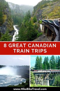 8 great Canadian train trips