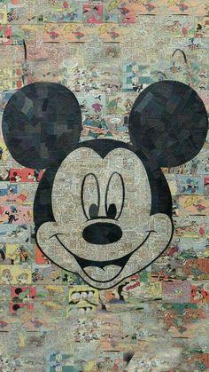 Protector de pantalla Mickey