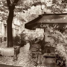 Aix en Provence Cafe