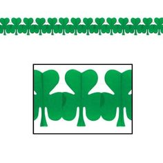 Irish Garland Party Accessory 1 count 1Pkg -- Click image to review more details.