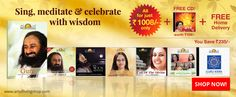 Placed order Today for this Guru Purnima Special pack http://www.artoflivingshop.com/guru-purnima-special-combo-offer-10000000001044.html