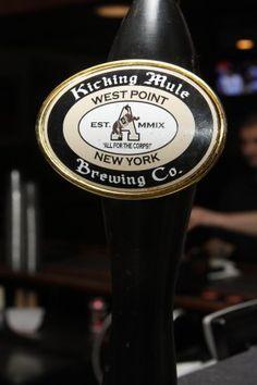 Army Spirits--West Point Beer --  Kicking Mule
