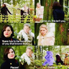 David, Regina and Emma - 6*10 ~ Wish You Were Here