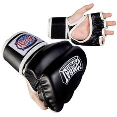 Combat Sports MMA Hybrid Sparring Gloves mixed martial arts boxing gym gear spar #CombatSports