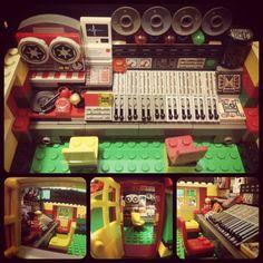ahaha! Lego Studio #lego #creative #music