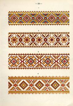 https://flic.kr/p/fQsdT3   Белорусский народный орнамент - 1953_112   Belarusian ethnic embroidery