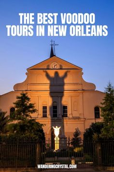The Best Voodoo Tours in New Orleans, New Orleans Voodoo Tour, Best New Orleans Voodoo Tours, Spooky things to do in New Orleans, New Orleans Ghost tours 2021, self-guided voodoo tour New Orleans, New Orleans ghost tour, Dark History Tour New Orleans, Voodoo and cemetery tour New Orleans, wanderingcrystal, Marie Laveau Voodoo Queen of New Orleans, Voodoo history tours in New Orleans, best voodoo shops in New Orleans, New Orleans voodoo dolls #voodoo #neworleans #louisiana #usa #darkhistory Tours New Orleans, New Orleans Travel, Voodoo Shop, New Orleans Voodoo, Ghost Tour, Voodoo Dolls, Marie Laveau, Louisiana Usa, United States